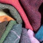 Tweed stof