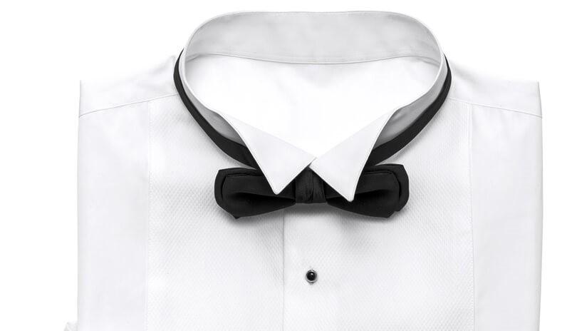 Strikje smoking blouse